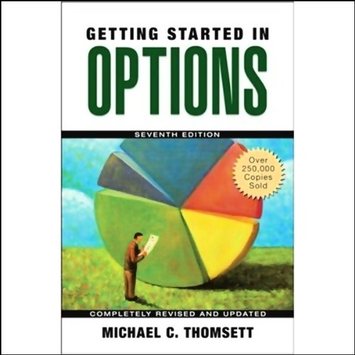 Getting Started in Options cover art