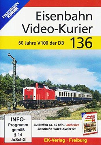 Eisenbahn Video-Kurier 136 - 60 Jahre V100 der DB