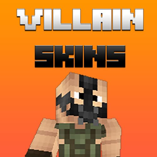 Peles Super Vilão Para Minecraft