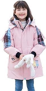 ZNZN Niños Abajo Chaqueta Niño Bebé Niña Invierno Chaqueta De Plumas Abrigo Acolchado Cálido Grueso Ropa Exterior Ropa Sno...