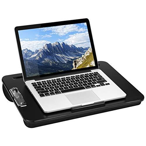 LapGear Clipboard Lap Desk - Black …