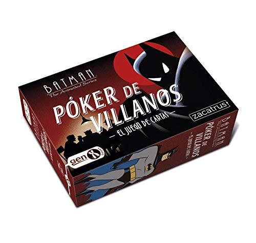 GENX Batman - Póker de Villanos