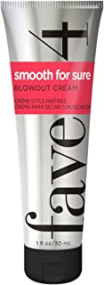 fave4 hair Mini Smooth for Sure Smoothing Cream, 1 Fl Oz