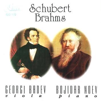 SCHUBERT.BRAHMS