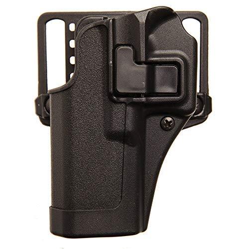 Blackhawk. SERPA Concealment Holster–Matte Finish, Unisex – Erwachsene, Schwarz, 16 - H&K P-2000