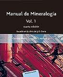 Manual de mineralogía: Vol. 1