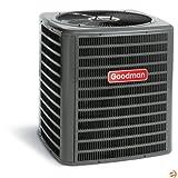 GSX130181 Condenser, Central Air Conditioning - 13 SEER, 1.5 Ton, 18,