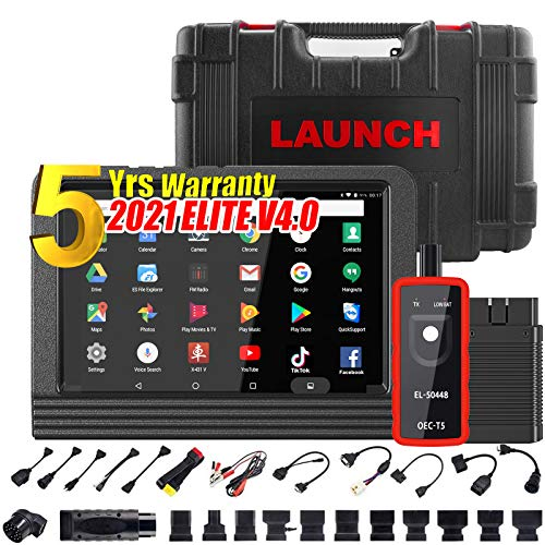 LAUNCH X431 V PRO 4.0 2021 Newest Model Bi-Directional Scan...