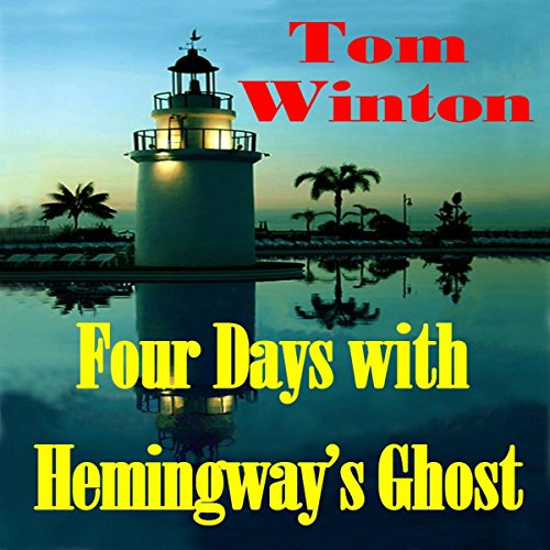 Four Days with Hemingway's Ghost audiobook cover art