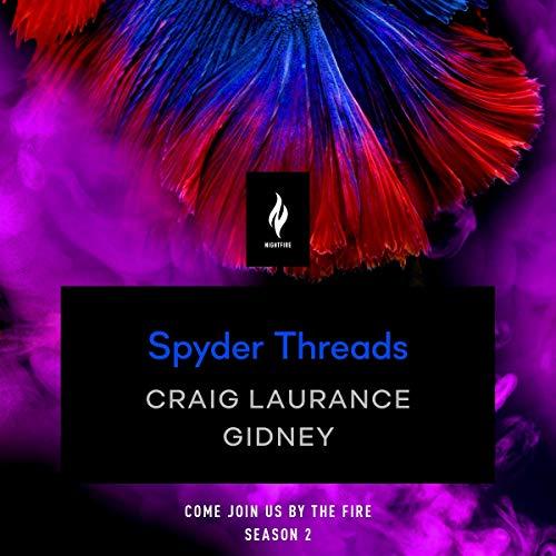 Couverture de Spyder Threads