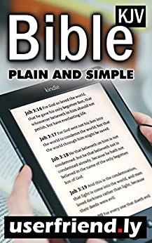 KJV Bible (Illustrated) by [JAG Robles]