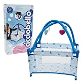 Giochi Preziosi- Cicciobello Tétine Travel Bed, CCB26000, Multicolore