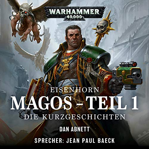 Magos (German edition) Audiobook By Dan Abnett cover art