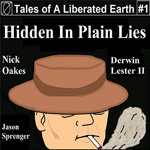 Hidden in Plain Lies audiobook cover art
