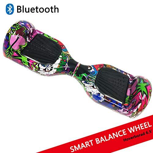 Dragon Hoverboard con Ruedas de 6.5' Scooter eléctrico Self-Balancing Self...