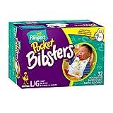 Pampers Pocket Bibsters, Sesame Street,...
