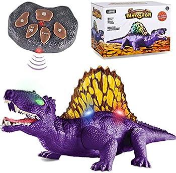 LOFUKI Remote Control Dinosaur Toys