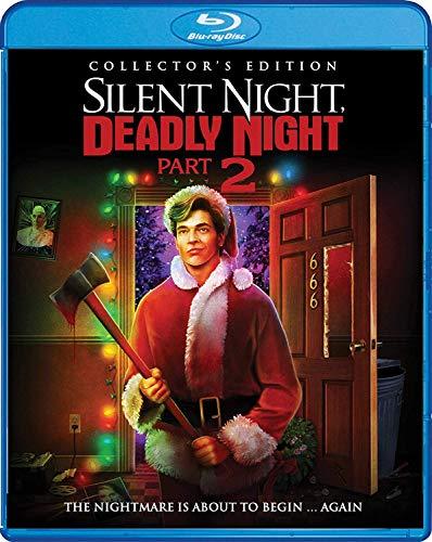 Silent Night Deadly Night - Part 2 [Edizione: Stati Uniti] [Italia] [Blu-ray]