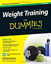 Best weight training for dummies 4th edition Reviews