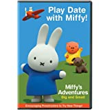 Miffy's Adventures Big & Small: Play Date With [DVD] [Import]