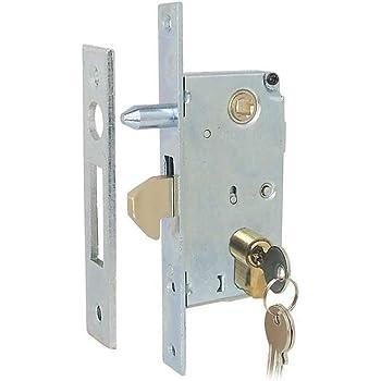 Mortasa per porta serratura Set per il legno CANCELLI PORTE-zincato