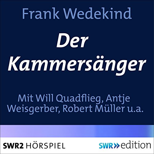 Der Kammersänger audiobook cover art
