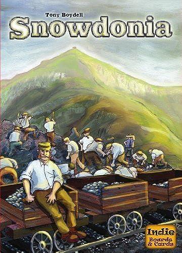 online al mejor precio Snowdonia (2nd Edition) by Indie Indie Indie Boards & Cards  Venta en línea precio bajo descuento