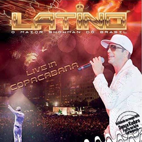 Latino - Live In Copacabana [CD]