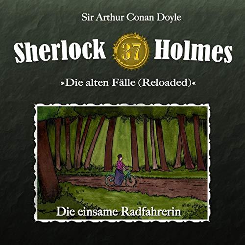 Page de couverture de Die einsame Radfahrerin