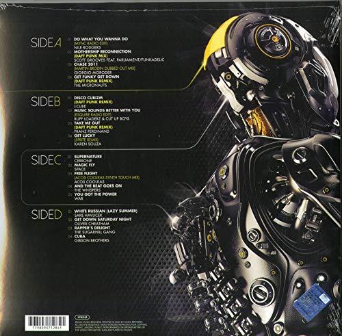 Many Faces of Daft Punk [Vinyl LP] - 2