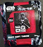 Disney Star Wars Rogue One Silky Soft Throw( Death Trooper)