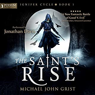 The Saint's Rise cover art