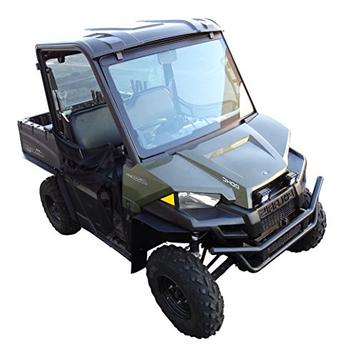 MudBusters Fender Flares for 2015+ Polaris Ranger 570 & ETX Gas Models - Front and Rear