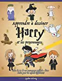 Learn to Draw Harry and the Characters: Over 40 of your favorite characters - drawing book for children (unofficial)
