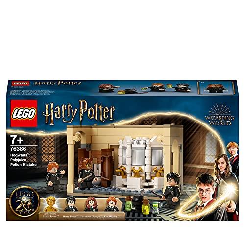 レゴ(LEGO) ハリーポッター ホグワーツ(TM):ポリジュース薬調合失敗 76386