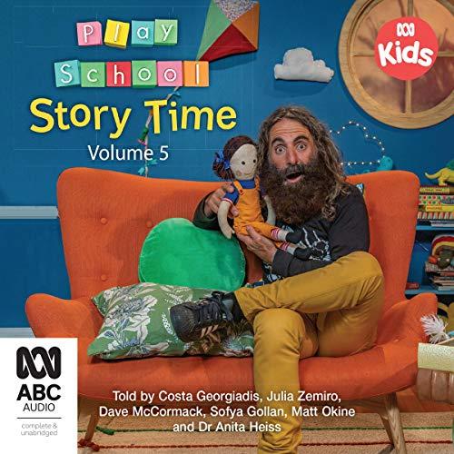 『Play School Story Time: Volume 5』のカバーアート