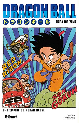 Dragon Ball - Édition originale - Tome 06