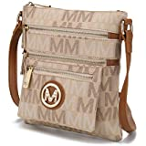 Mia K. Collection Crossbody Bags for Women -...