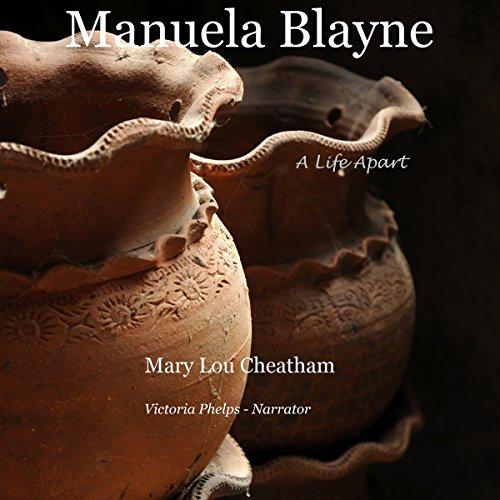 Manuela Blayne audiobook cover art