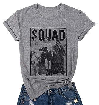 Best squad t shirt Reviews