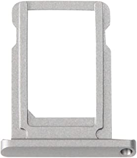 EasePoints For Nano SIM Card Tray for iPad mini 4 (Wi-Fi + Cellular)(Grey) Mini 4 Parts (Color : Grey)