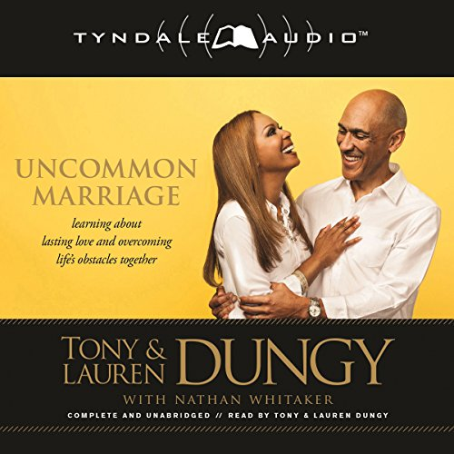Uncommon Marriage audiobook cover art