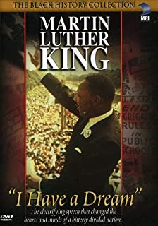 Martin Luther King Jr. - I Have a Dream DVD (2005) Martin Lu