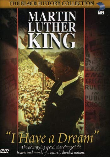Martin Luther King Jr. - I Have a Dream [DVD] (2005) Martin Luther King Jr. (japan import)