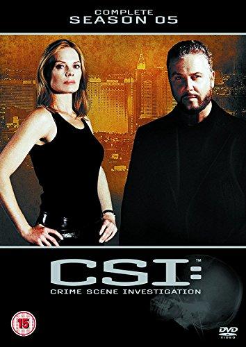 CSI: Las Vegas - Complete Season 5 [DVD] [Reino Unido]