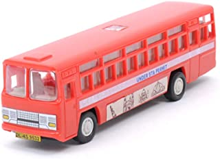 Centy Toys Pull Back City Bus (Assorted Color)