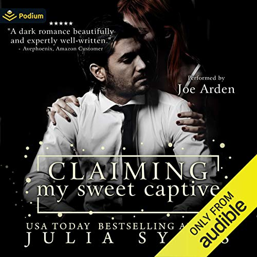 Claiming My Sweet Captive Audiobook By Julia Sykes cover art