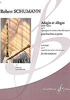 シューマン: アダージョとアレグロ Op.70/ビヨドウ社/オーボエとピアノ