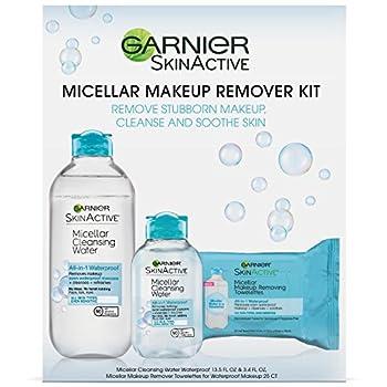 Garnier SkinActive Micellar Waterproof Makeup Remover Kit