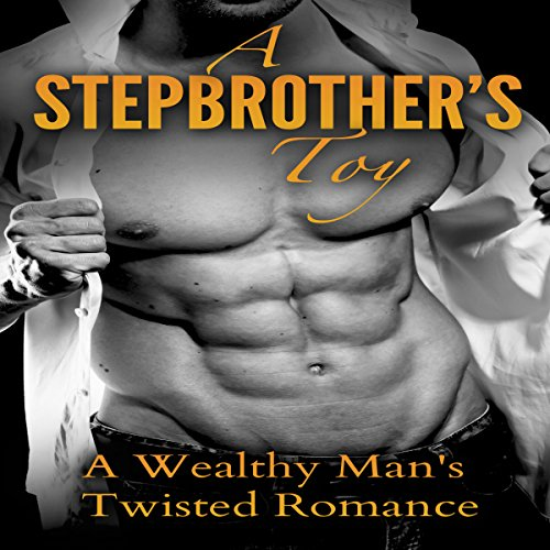 A Stepbrother's Toy audiobook cover art